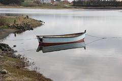 Jolle (Benny Hünersen) Tags: boddum doverodde thy april 2016 boat boot båd jolle