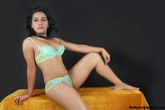Bollywood Actress NISHA YADAV-HOT AND SEXY IMAGES-SET-1 (21)