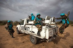 UNAMID's Protection of Civilians (United Nations Peacekeeping) Tags: un unitednations conflict peacekeepers idp internallydisplacedpersons bluehelmets displacedpeople unamid protectionofcivilians