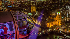 London Eye, Houses of Parliament (jaeg1982) Tags: uk england london night canon view londoneye ferriswheel mycanon amazingview paralament jaeg1982