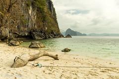 20150223-IMGP5129.jpg (derkderkall) Tags: ocean beach paradise philippines anchor tropical whitesand karst elnido islandhopping palawan