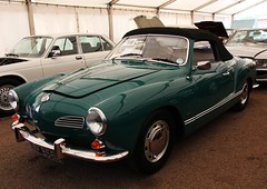 RWF 856E (Nivek.Old.Gold) Tags: volkswagen convertible 1967 aca 1500 ghia karmann