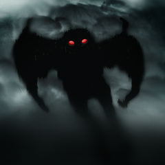 mothman (mysteries illustrated) Tags: bridge john point paranormal pleasant mothman keel siver