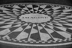 IMG_0747 (kerrdanielle8283) Tags: newyork love sadness peace imagine beatles legend johnlennon strawberryfields