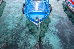 Azzurro (Emanuela Aglieri Rinella) Tags: blue italy nature beautiful digital landscape photography boat photo nikon italia mare blu digitale natura cielo sicily palermo colori sicilia mondello allaperto meraviglia d3300
