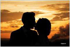 Muchos Ms Besos (seb@foto) Tags: love contraluz atardecer pareja amor romantic romantico beso besos enamorados 70d sebfoto sebafoto22