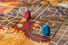 Tsuro (derekbruff) Tags: abstract game 50mm board dragons paths gamenight boardgame tabletop tsuro
