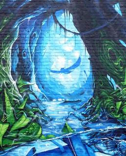 Graffiti Antwerp Mortsel-Edegem