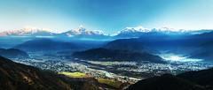 pokhara-valley (aaryatravel1) Tags: pokhara sarangkot