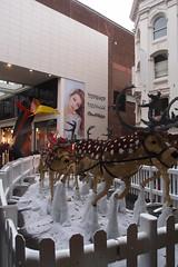Liverpool (Carrascal Girl) Tags: christmas uk england liverpool shopping limestreet