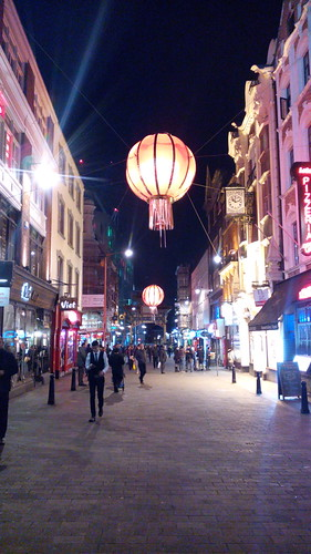 China Town, Londres