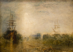 DUA_3688r JMW Turner 1845 Whalers Boiling Blubber Entangled in Flaw Ice Endeavouring to Extricate Themselves (crobart) Tags: ontario art ice set painting gallery free exhibit special ago turner flaw boiling whalers blubber entangled themselves 1845 jmw extricate endeavouring