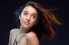 Like a star (Succès Photo) Tags: blue people orange color nikon cobra wind flash 100mm tokina gel trigger sb800 strobist d7000 yn460 yn560 yn622n