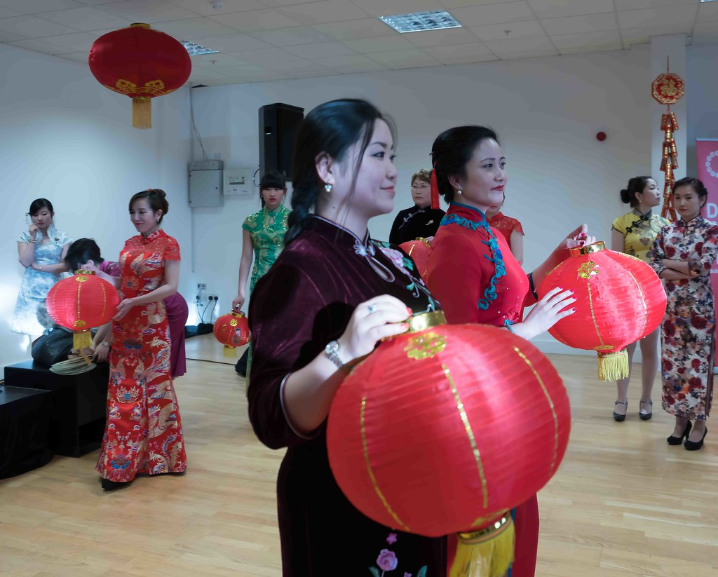CHINESE COMMUNITY IN DUBLIN CELEBRATING THE LUNAR NEW YEAR 2016 [YEAR OF THE MONKEY]-111617