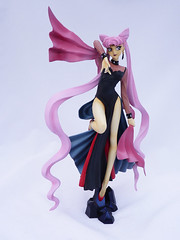 Blacklady01 (persocon_chii) Tags: modelkit garagekit gk resinkit figure jfigure handpainted anime resin blacklady sailormoon sm