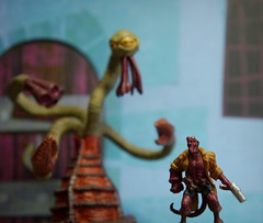 Shadow Out Of Time (R D L) Tags: hellboy hplovecraft heroclix horrorclix yith theshadowoutoftime