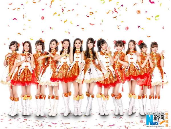 Idol School新年写真曝光 将举办新专辑发布会