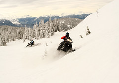 topry Jan 16 (104 of 110) (ve7org) Tags: winter mountain snow mountains riding snowmobiling