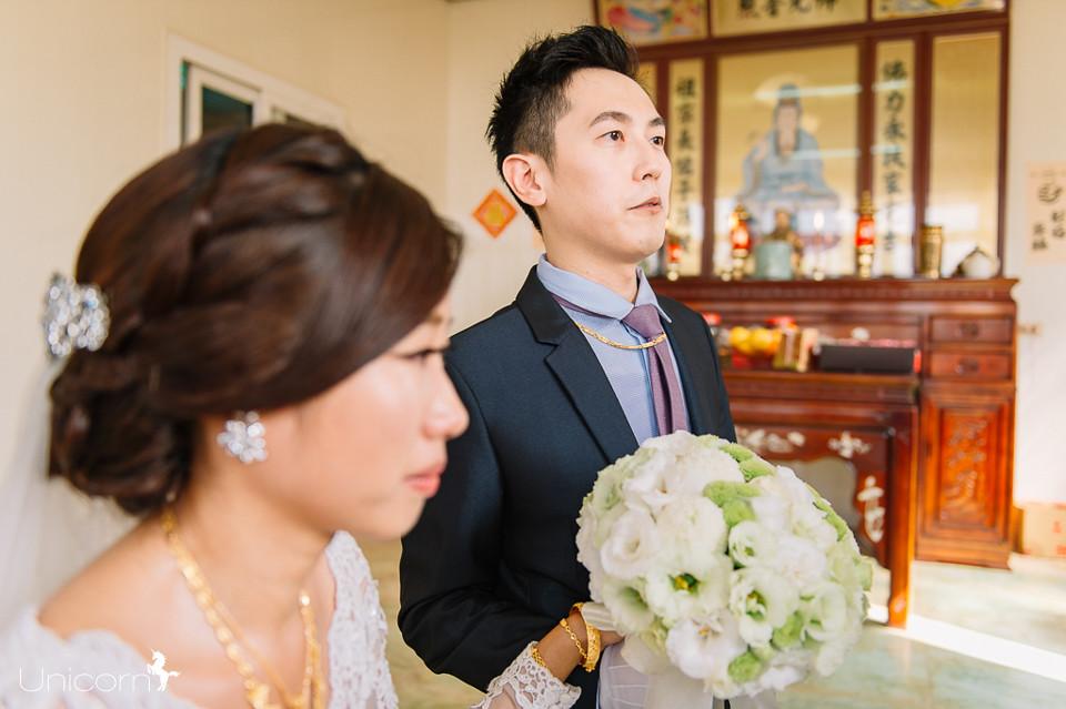 《婚攝加菲》韋憲 & 資頻 / 台北長春素食