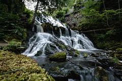 Grnna (Scarved) Tags: longexposure green nature water canon eos long exposure sweden 5 lightroom grnna 2015 5dmkiii 5dmk3 lightroom5