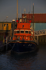 """RNLI Lifeboat """"Albert Brown' (Hawkeye2011) Tags: uk boats marine ships transport maritime harwich saltwater rnli 2016 emergencyservices severnclass offshorelifeboat"""