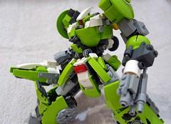 gcoref15 (chubbybots) Tags: lego armored core mech moc