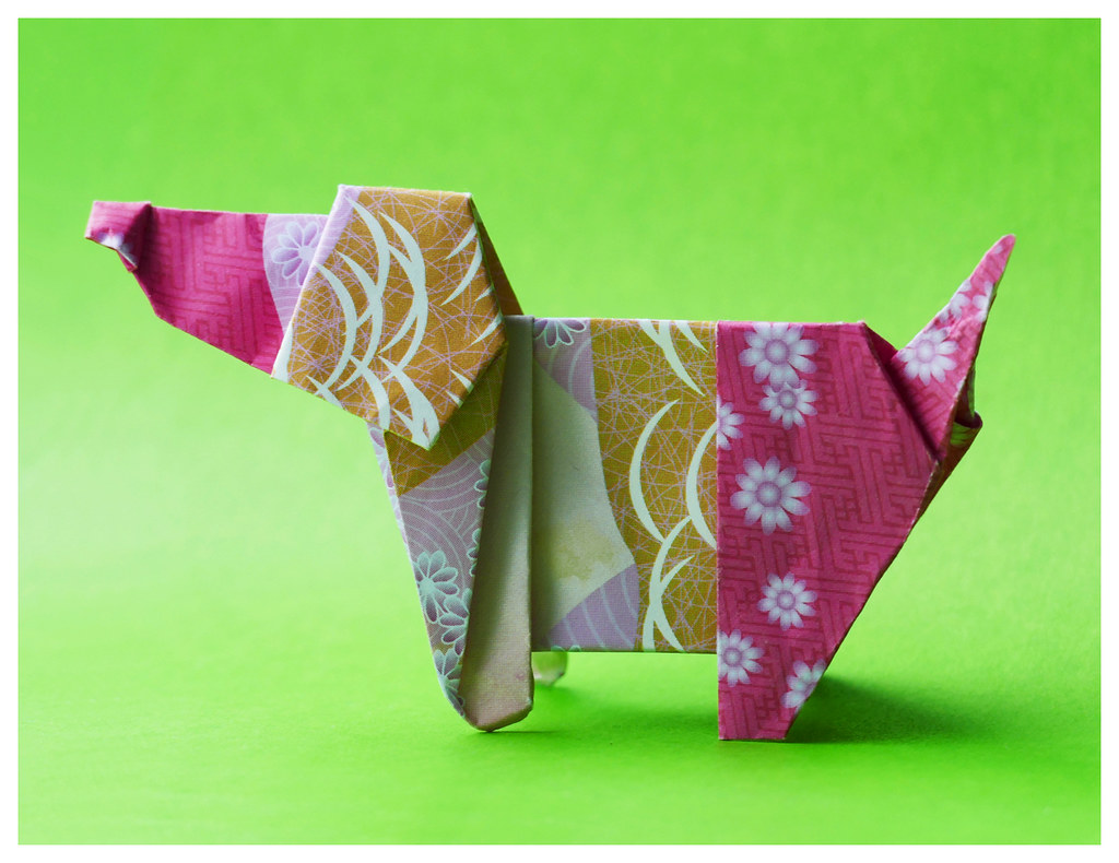 The Worlds Newest Photos Of Falten And Origami Flickr Hive Mind Goose Diagrams Hund Steffis Tags Paper Papier Origamidog Myowndesign