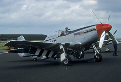 N51RR P-51D Mustang (Irish251) Tags: david fighter north american ww2 mustang p51 p51d gilmour usaaf 4473339 n51rr
