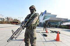 육군56사단 수색역 합동방위훈련 (demaclub) Tags: 북한 미사일 드론 56사단 장거리미사일