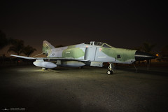 RF-4C Phantom II (PhantomPhan1974 Photography) Tags: lightpainting night kc135 rf4c marcharb marchfieldairmuseum
