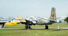 N550 Douglas A-26B Invader '69' On-Mark Marketeer c/n 27834 ex 44-34555 (eLaReF) Tags: ex cn invader 69 douglas marketeer opa kopf opf 27834 locka a26b n550 onmark 4434555