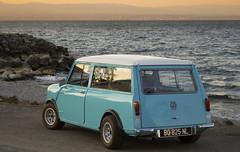 My Portuguese Mini (NaPCo74) Tags: blue lake les austin surf break lac mini traveller cooper morris evian leman lman bmc bains amphion thononn