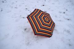 (enowak30) Tags: snow cold umbrella photography colorpop