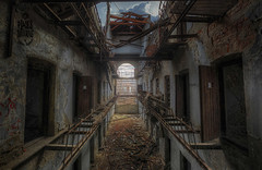 Let be free (Cristian_TonBeaT) Tags: life old light urban art abandoned broken beautiful beauty architecture canon dark dead death rust factory village outdoor decay empty ngc indoor casino creepy explore prison exploration asylum derelict destroyed deserted decayed urbex placessuffering