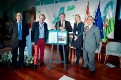 Handover Ceremony of European Green Capital—from Bristol to Ljubljana