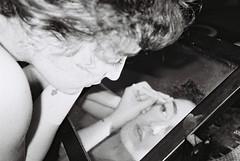 (akio.takemoto) Tags: people blackandwhite film girl blackwhite delta persone ilford pointshoot biancoenero 3200iso pellicola ricohgr1 analogicphotography fotografiaanalogica