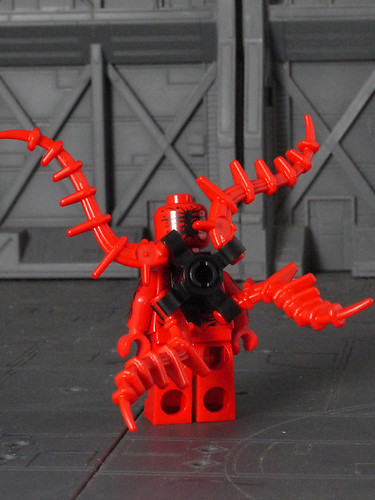 76036 Carnage's SHIELD Sky Attack