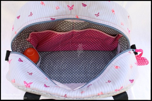 "Conjunto de maternidade ""Cute Pinky Butterflies"""
