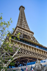 The Eiffel Tower (xTexAnne) Tags: tower lasvegas nevada eiffeltower thestrip nikond7100 diannewhite