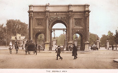 London - Marble Arch (pepandtim) Tags: old chris school walter france london st alan early worthing brighton arch postcard lewisham mabel nostalgia master letter nostalgic dudley ronnie marble woodside edmunds 1918 grannie wareham vicarage 25061918 78lma33