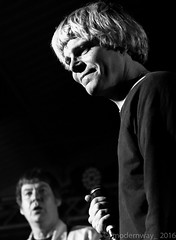 The Charlatans @ Engine Rooms, Southampton, February 2016 (_modernway_) Tags: red musician music musicians concert live gig hampshire southampton thecharlatans enginerooms