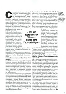 MICHEL SOGNY PRESSE CLASSICA L'EXPRESS