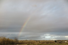Arco iris (esta_ahi) Tags: barcelona españa arcoiris canon spain arcdesantmartí испания vilafrancadelpenedès