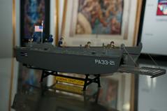 Military Museum of North Florida 64 (RNRobert) Tags: model florida landingcraft claycounty greencovesprings lcvp militarymuseumofnorthflorida