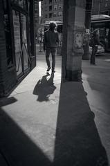 Passing Through (JeffStewartPhotos) Tags: blackandwhite bw toronto ontario canada corner blackwhite pedestrian sidewalk walker photowalk spadina toned queenstreet spadinaavenue heroburgers torontophotowalk topw queenstreewest torontophotowalks dimsumphotowalk dimsumphotowalks topwdspw