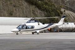 G-GIBI Agusta A109 @ Castle Air Charters Ltd, Liskeard, Cornwall. (Cornish Aviation) Tags: castle cornwall air ltd agusta charters liskeard a109 ggibi ghrdb