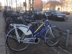 69/365 Irma Kaffe Cykel / Coffee Bike