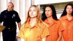h50503_01752 (UJB88) Tags: county orange women uniform prison jail facility jumpsuit correctional restrained