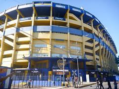 La Bombonera (benontherun.com) Tags: argentina argentine foot football buenosaires stadium estadio futbol boca cancha stade bombonera