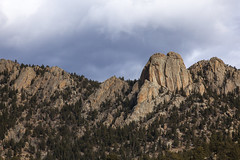 The Twin Owls (Jeff Mitton) Tags: mountains landscape colorado scenic granite rockymountainnationalpark lumpyridge twinowls wondersofnature westernlandscape earthnaturelife
